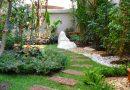 วิธีการจัดสวนหน้าบ้านให้มีความเป็นสิริมงคล ส่งเสริมความร่ำรวยและโชคดี